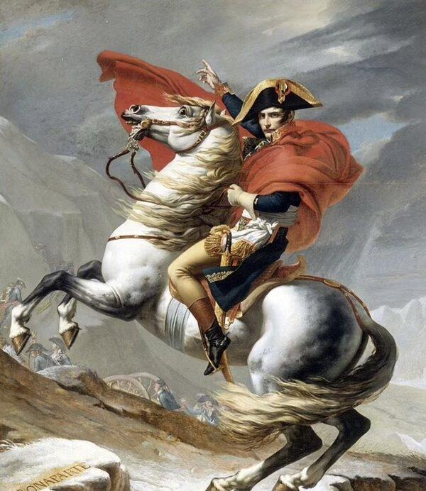Napoléon tử vong vì nỗi ám ảnh với nước hoa