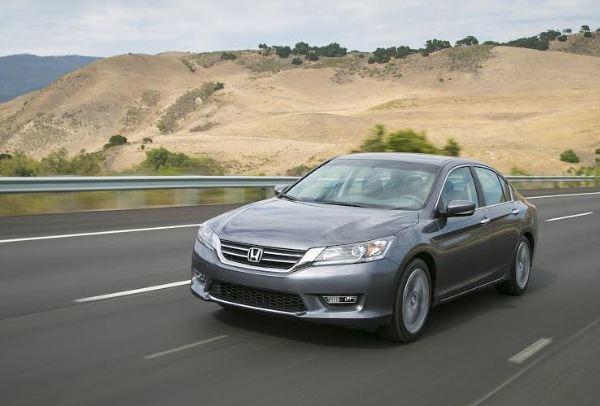 1,1 triệu ô tô Honda Accord bị điều tra về vấn đề mất lái