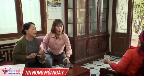 'Hương vị tình thân' tập 18, bà của Long hắt nước dằn mặt mẹ Nam