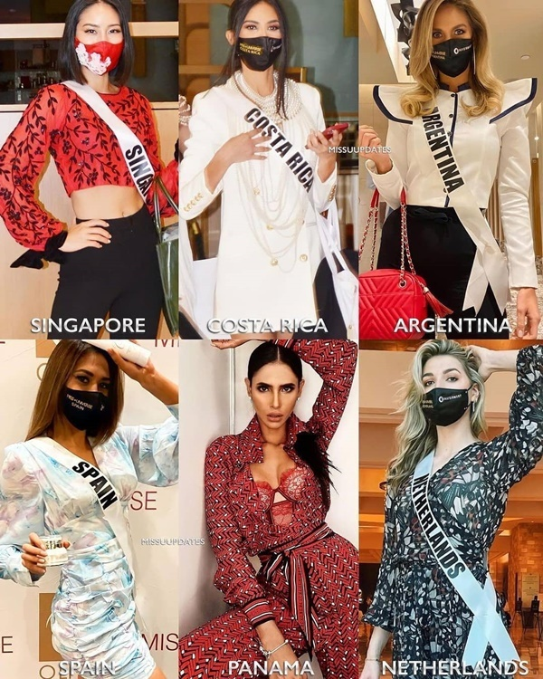Á hậu Hoàn vũ dự đoán Khánh Vân vào top 10 Miss Universe 2020