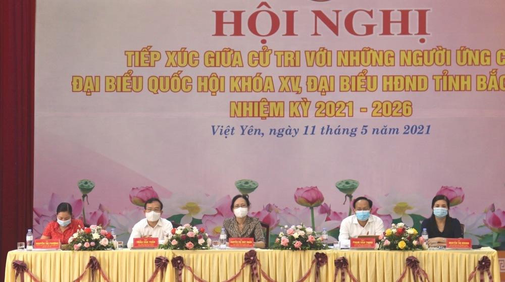 Bắc Giang ra công văn hỏa tốc chỉ đạo công tác bầu cử trong dịch Covid-19