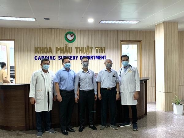 Hơn 1200 bệnh nhân nghèo đã được Vinamilk hỗ trợ phẫu thuật tim và mắt