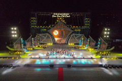 Ra mắt KĐT quảng trường biển Sun Grand Boulevard ở Sầm Sơn