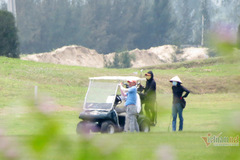 Hà Nội tạm dừng hoạt động sân golf từ 12h ngày 13/5