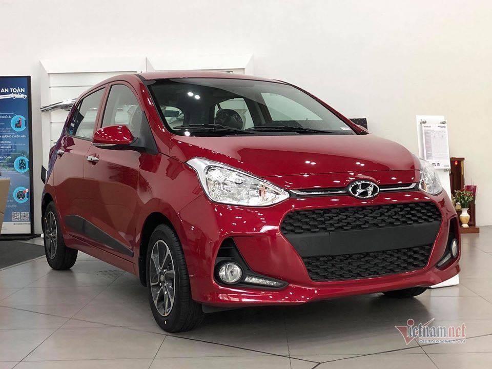 Xe hạng A tháng 4: Vinfast Fadil nới rộng cách biệt doanh số với Hyundai Grandi10