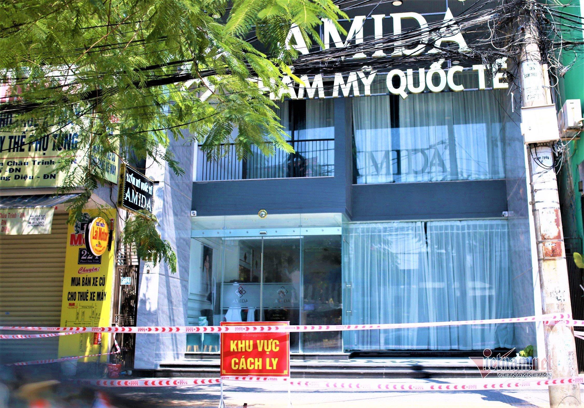 Khởi tố vụ án thẩm mỹ viện quốc tế ở Đà Nẵng gây lây lan dịch ra cộng đồng