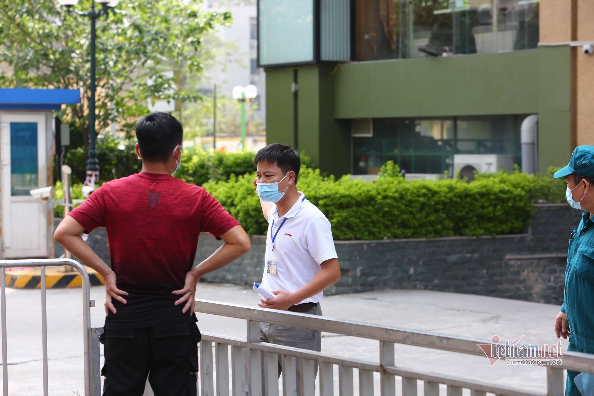 Phong tỏa 2 chung cư ở quận Hà Đông liên quan đến ca bệnh 3634