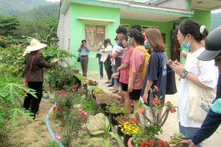 Riverside village offers 'world learning' experience for students