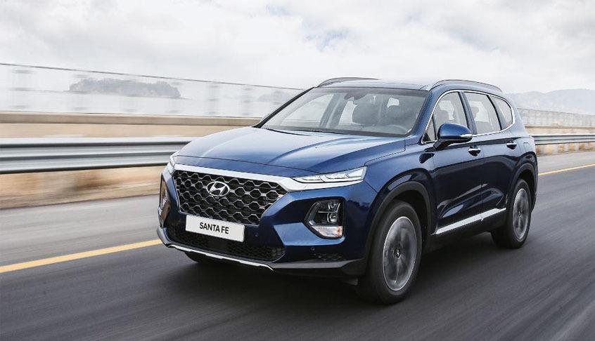 Xe đa dụng bán chạy tháng 4/2021: Hyundai SantaFe trở lại top 5