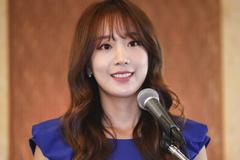 Nữ MC Hàn xin lỗi vì gây tai nạn chết người
