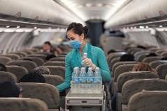 Phi công, tiếp viên hàng không được tiêm vắc xin phòng Covid-19