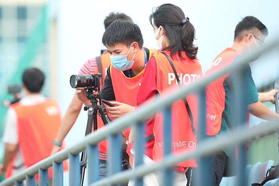 Tuyển Việt Nam, U22 Việt Nam 'tập kín' để phòng chống Covid-19