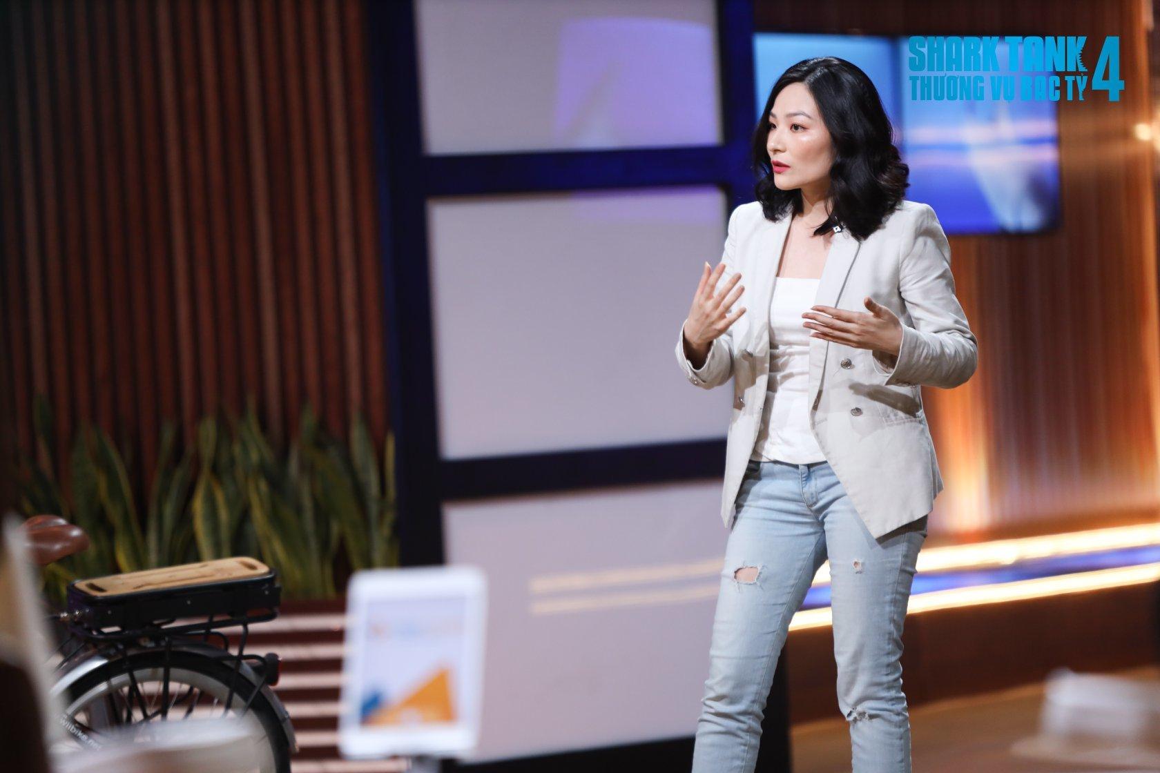 CEO Thu Hằng: 'Ngay từ đầu, chúng tôi đã muốn đồng hành cùng Shark Phú'