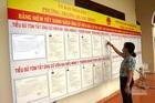 Đường đi của lá phiếu từ khu cách ly dịch Covid-19 đến nơi bầu cử