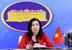 Việt Nam lên tiếng việc Trung Quốc điều thêm tàu đến đá Ba Đầu