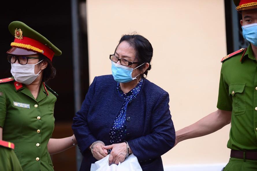 Diễn biến mới nhất vụ án liên quan đại gia Dương Thị Bạch Diệp lừa đảo