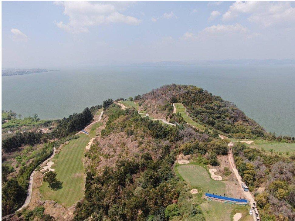 Đằng sau vụ sân golf trái phép ở Trung Quốc bị 'sờ gáy'