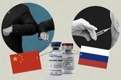 Vắc-xin Covid-19, vũ khí lợi hại giúp Nga-Trung tăng quyền lực mềm