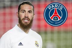 """PSG chi lương """"khủng"""" ký Sergio Ramos"""