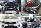 """Phân khúc MPV tháng 4: Suzuki Ertiga """"đội sổ"""", doanh số Kia Sedona bết bát"""