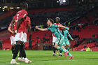 MU 1-1 Liverpool: Diogo Jota giật gót ghi bàn (H1)