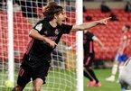 Thắng '4 sao', Real Madrid bám đuổi Atletico đến cùng