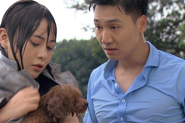 Mạnh Trường: Tôi đóng nhiều phim nhưng với Phương Oanh là ăn ý nhất