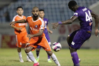 Foreign striker leaves Da Nang after two matches