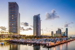 Giải mã sức hút BĐS Miami: Lợi thế từ bến du thuyền