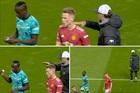 Sadio Mane bị chỉ trích hỗn với HLV Klopp, không mừng Liverpool thắng