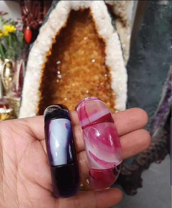 'Là phụ nữ, đừng ngần ngại chọn một viên đá phong thủy phù hợp'