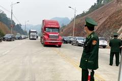 Tạo điều kiện lưu chuyển hàng hóa qua cửa khẩu đường bộ thông suốt