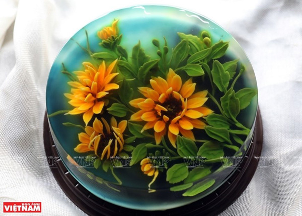 3D jelly cakes beautify life