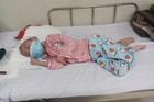 Bạn đọc ủng hộ bé Huyền Trang bị xuất huyết não