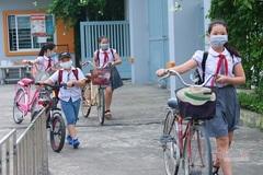 Thanh Hóa: Gần 40.000 học sinh được trở lại trường