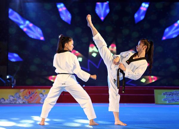 Taekwondo,Chau Tuyet Van,election