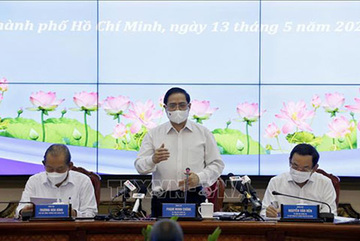 HCM City asks forgov't approval to seekprivate fundingfor vaccinations