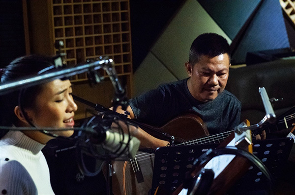Well-known musician Bao's new album released