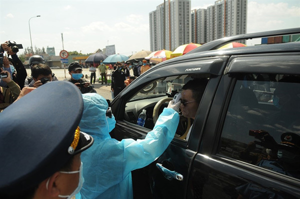 HCM City to set up COVID checkpoints at gateways