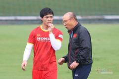 Công Phượng lên tuyển Việt Nam sớm, chờ quyết đấu Trung Quốc