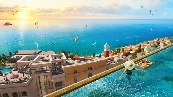 Sun Grand City Hillside Residence vẽ 'chân dung' đô thị hiện đại ở đảo Ngọc