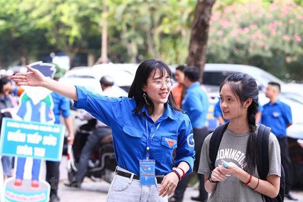 Hanoi students,take summer break early