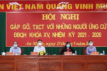 Rút khỏi danh sách 1 người, đang xem xét xóa tên 1 ứng viên ĐBQH tại Hà Nội