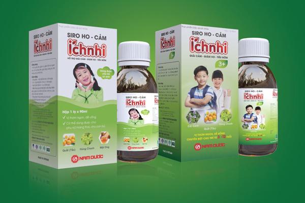 4 lưu ý chọn siro thảo dược hỗ trợ giảm ho, sổ mũi cho trẻ