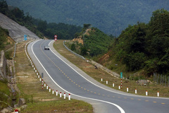 Expressway connecting central coastal localities ready for opening to traffic