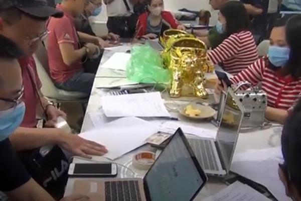 Lần đầu tiên bóc gỡ triệt để sàn vàng, tiền ảo với chục nghìn người tham gia