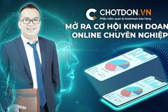 Chotdon.vn - phần mềm quản lý livestream bán hàng chuyên nghiệp