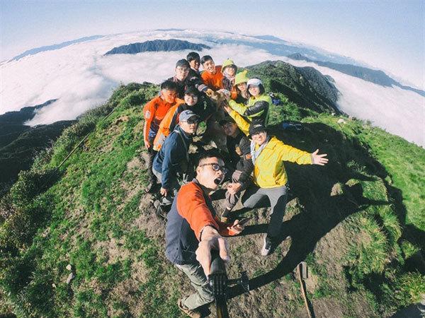 Yen Bai travel,Tu San Village,Lung Cung mountain