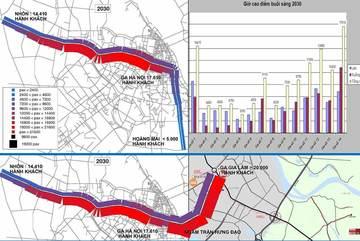 Hanoi advised to follow Japan's urban railway model