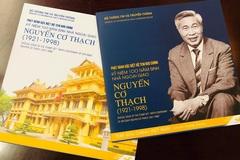 Phát hành đặc biệt bộ tem đầu tiên về một nhà ngoại giao Việt Nam
